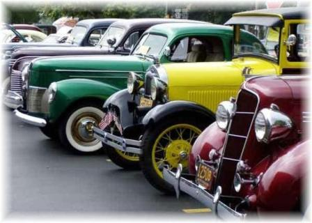 La Conner Classic Boat And Car Show  Near Seattle And