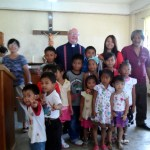 Episcopal Diocese of Santiago Holy Trinity Church, Cauayan on Trinity Sunday
