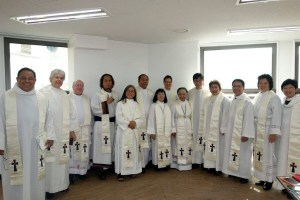 Trip to Seoul, Korea for 42nd Episcopal Asiamerica Ministries Consultation and 125th Anniversary Celebration of the Anglican Church in Korea October 2015