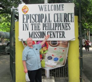 Ed at ECP