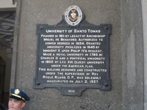 Manila Santo Tomas University (2)