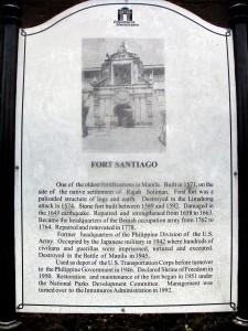 Manila - Ft. Santiago07