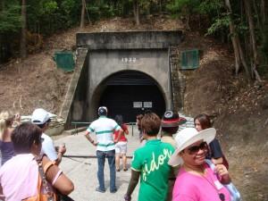 Corregidor Malinta Tunnels
