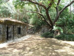 Corregidor gun battery