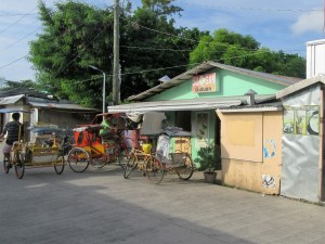 Guiuan breakfast place