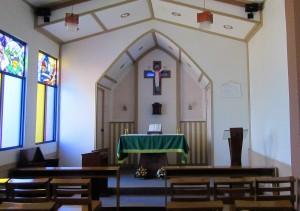 Brent Hospital chapel