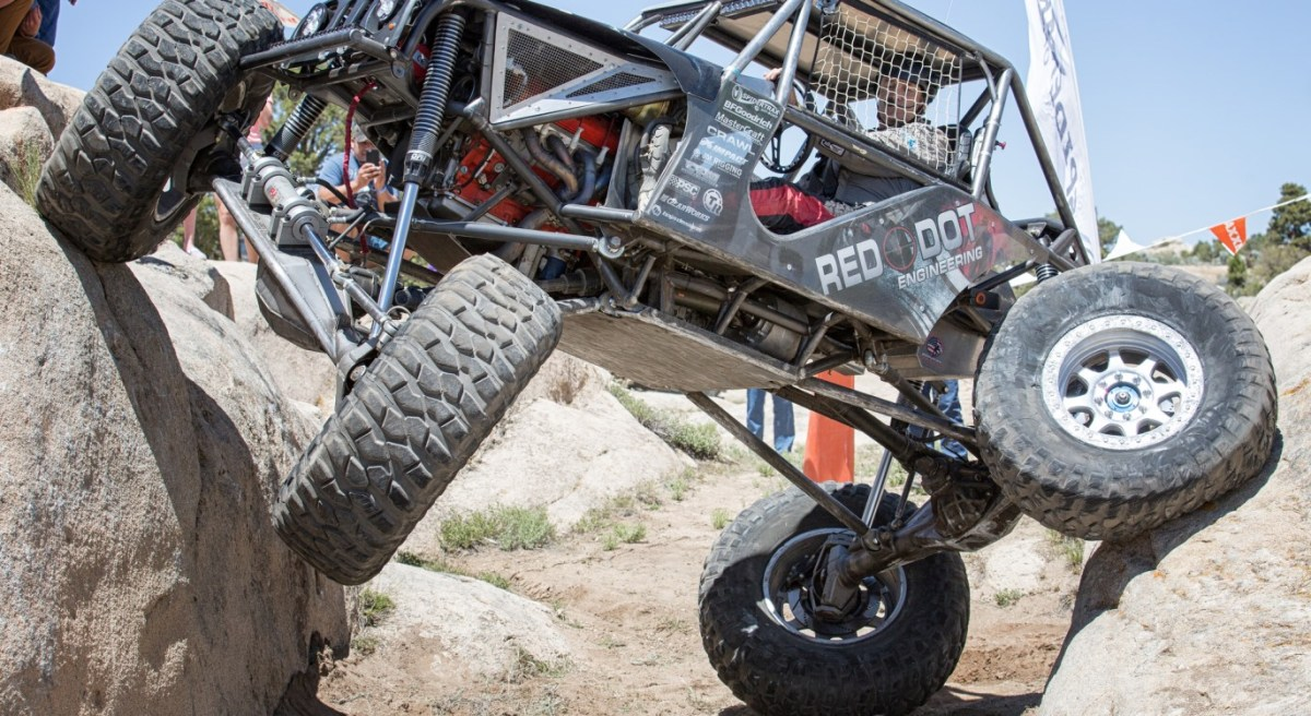 Spidertrax Off Road