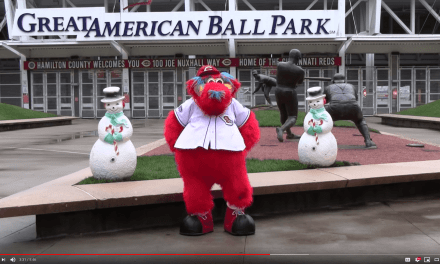 VIDEO: Cincy All-Stars 'Twas the Night Before Christmas