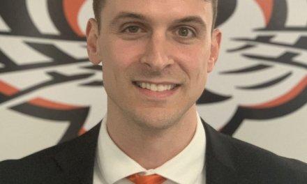 Cruse named new football coach