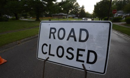 Hopewell Road to close