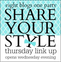 Shared on Share Your Style Link Up!