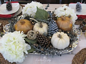 How to Create an Easy Thanksgiving Centerpiece