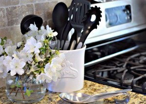 Spring Home Tour: Kitchen
