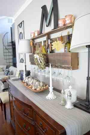 Fall Dining Room Buffet Loveland Lodge