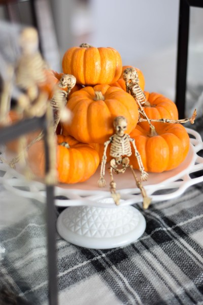 Not so spooky halloween decor ideas