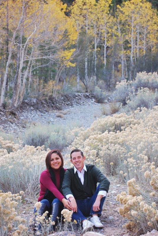 Mt Charleston Family Shoot