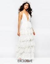 1. Tiered Maxi