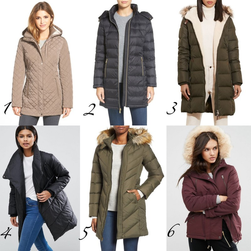 Sunday Styles – Puffy Parkas
