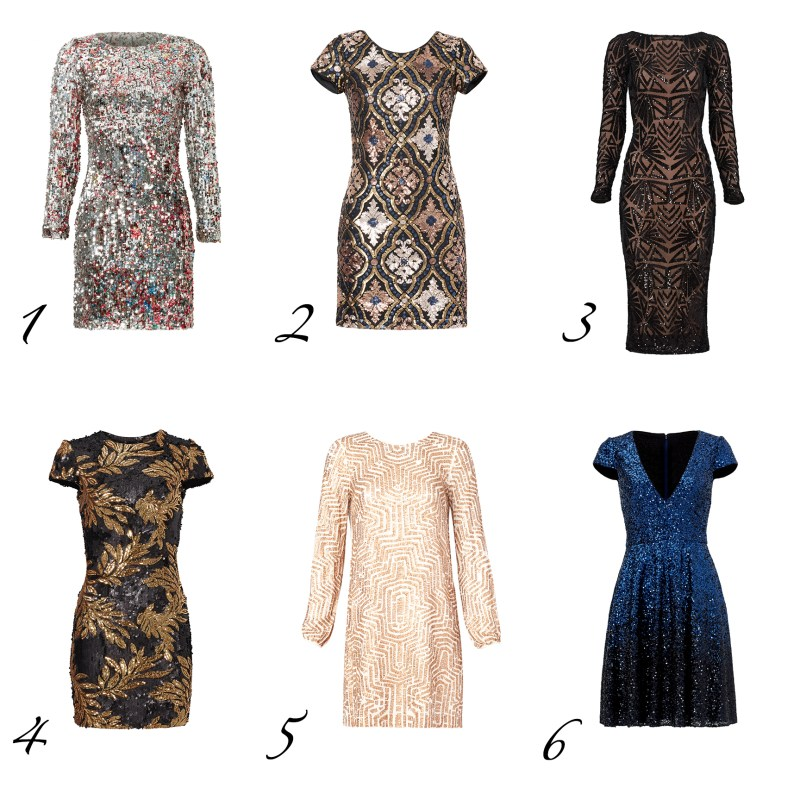Sunday Styles – Rent your NYE dress!