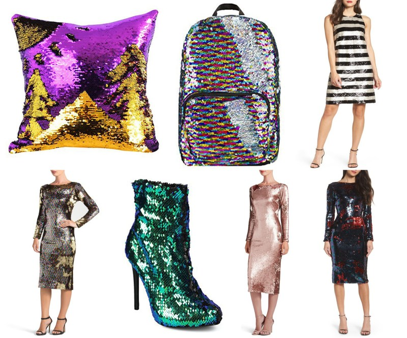 The sequin trend taking over everywhere
