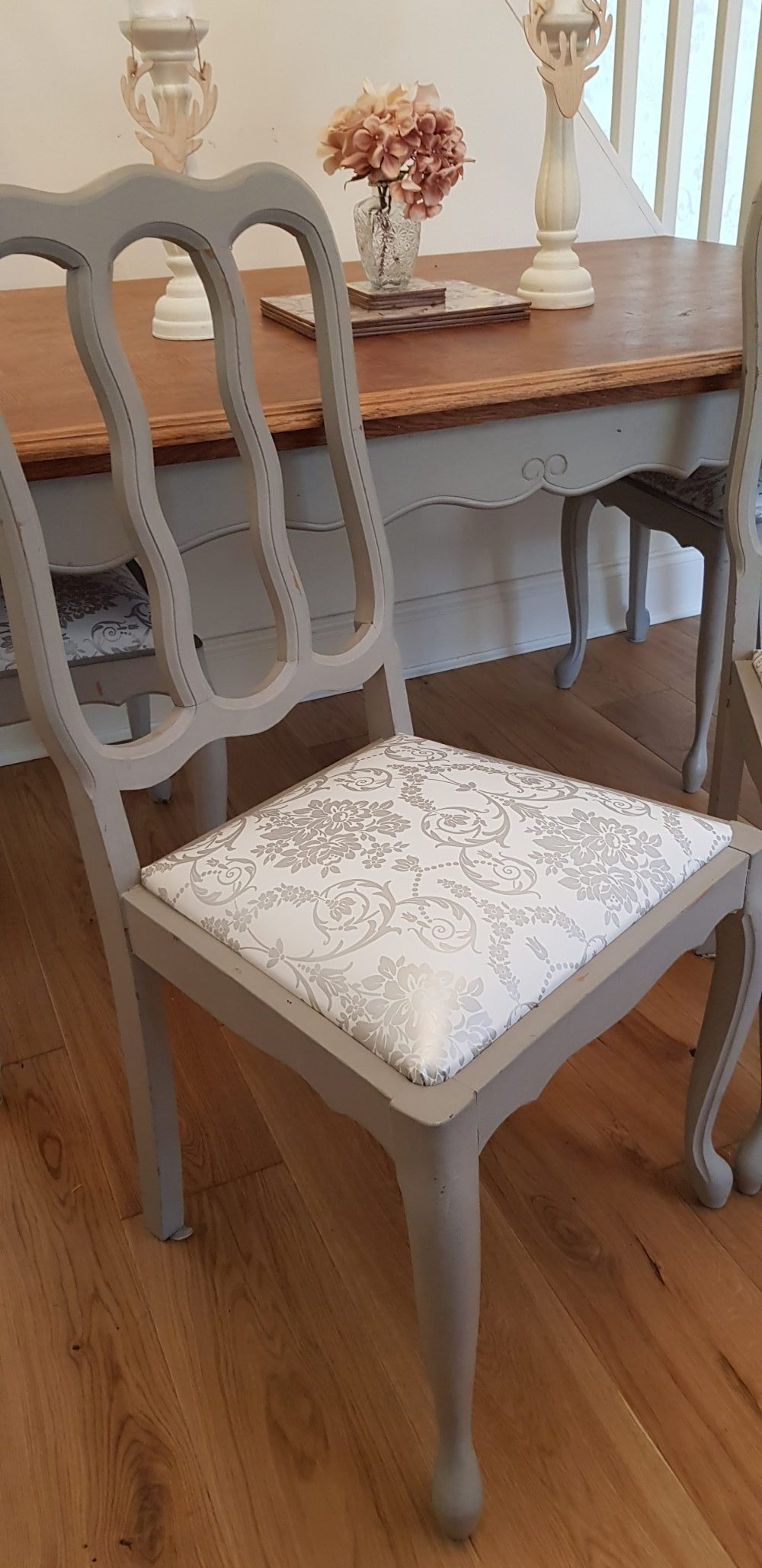 diy chair cushion reupholster