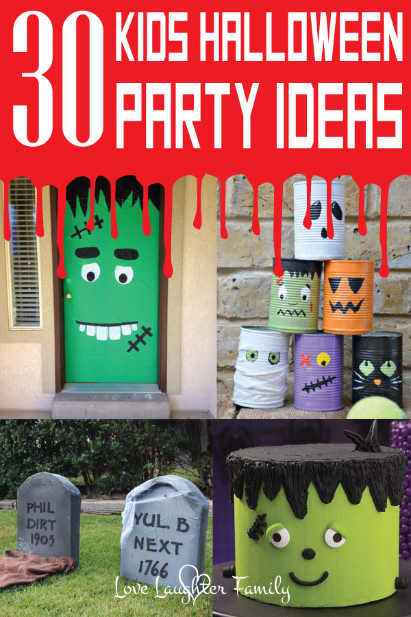 Halloween parties are so much fun. Planning them on a budget can be difficult. This blog will help you plan the perfect kids Halloween party.