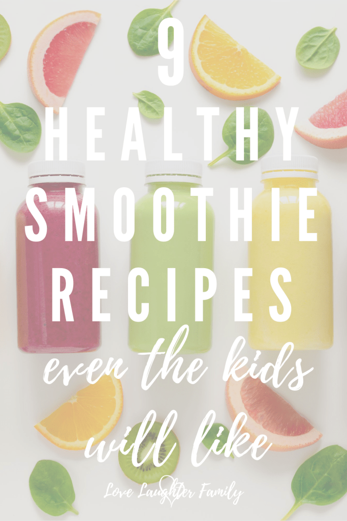 Check out these super healthy and tasty smoothie recipes even your kids will love.