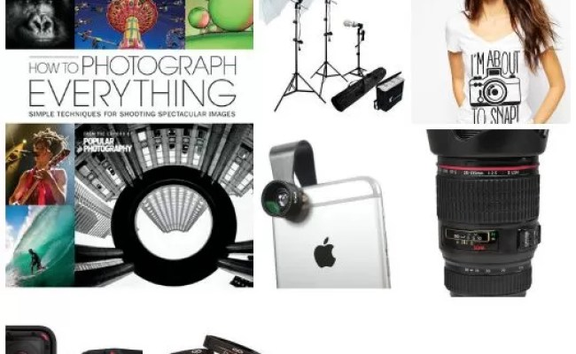 Great Gifts For Photography Lovers