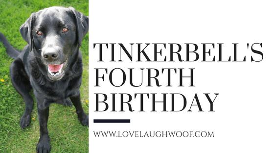 Tinkerbell's Fourth Birthday