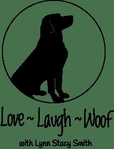 Love Laugh Woof logo
