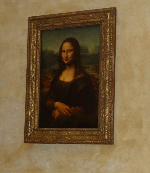 Most people go to the Louvre to see the Mona Lisa. It was amazing to see it in person, after reading about it for years. I was shocked by how small it was. The queue to see her was also intense, but well worth waiting in.