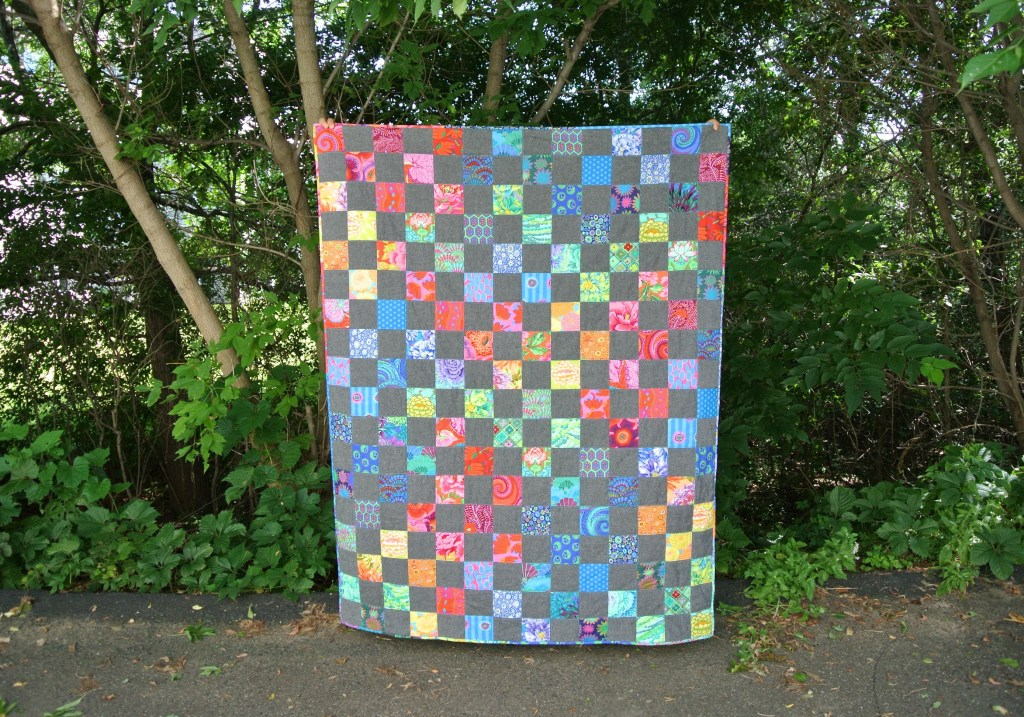 Kaffe Fassett and Linen Quilt Lovelea Designs