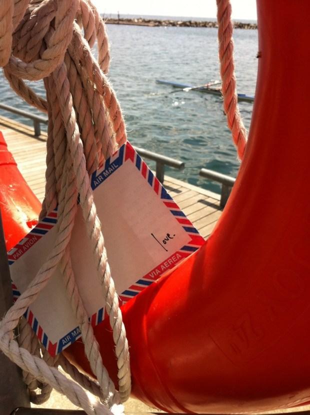 love lettering project, love, letter, toronto, lindsay zier-vogel, lake ontario