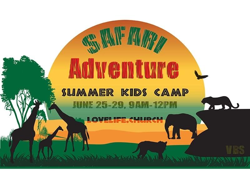Summer Kids Camp lovelifechurch
