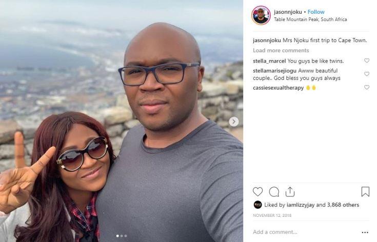 The Day I Met My Wife – Iroko TV CEO, Jason Njoku Reveals Wedding Anniversary