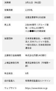TEIAI GROUP『帝愛ファイナンス株式會社』が「帝愛グループ、Twitterでの入社エントリーを実施」習慣│ラブ ...