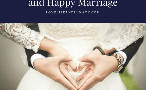 30 things for a happy marriage