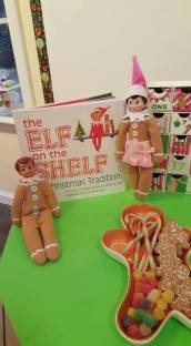 elf gingerbreads