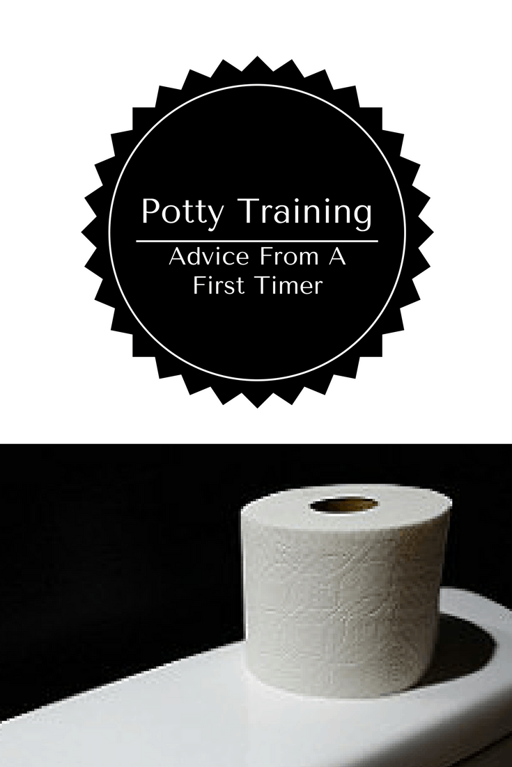Potty Training Advice From A First Timer