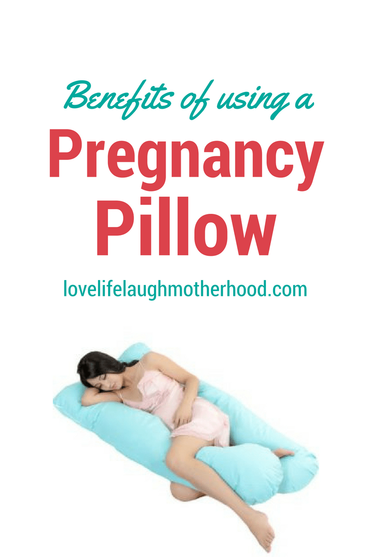 Benefits of using a Pregnancy Pillow