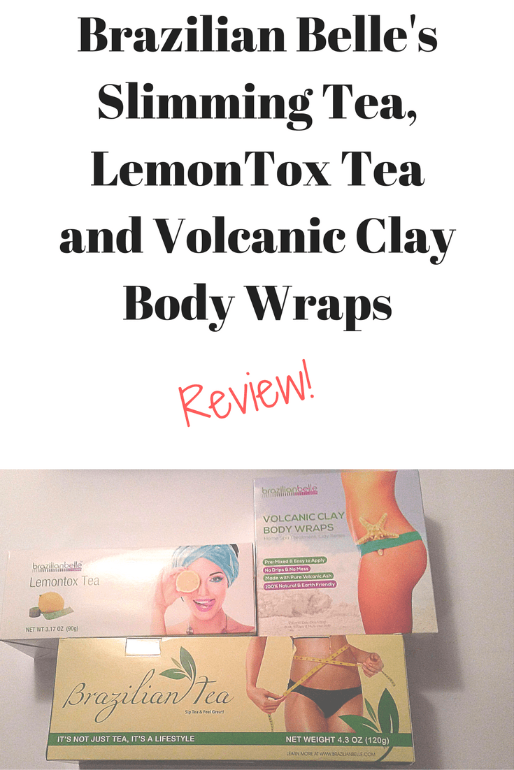 Brazilian Belles Tea and Body Wraps Review