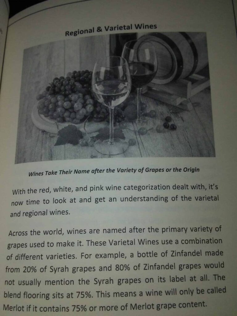 Fine Dine, Parties & Wine book review - learn about meal pairing, different types of wine, and more