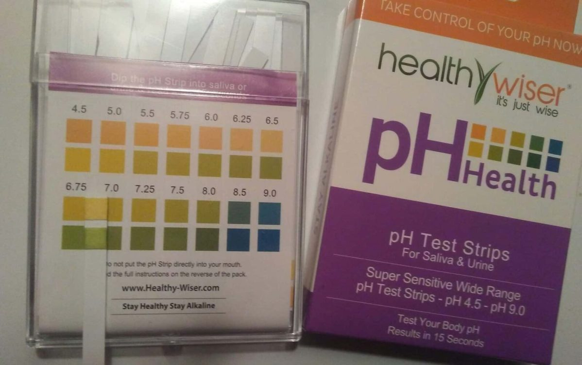 Checking my pHBalance with HealthyWiser pH Test Strips – Review