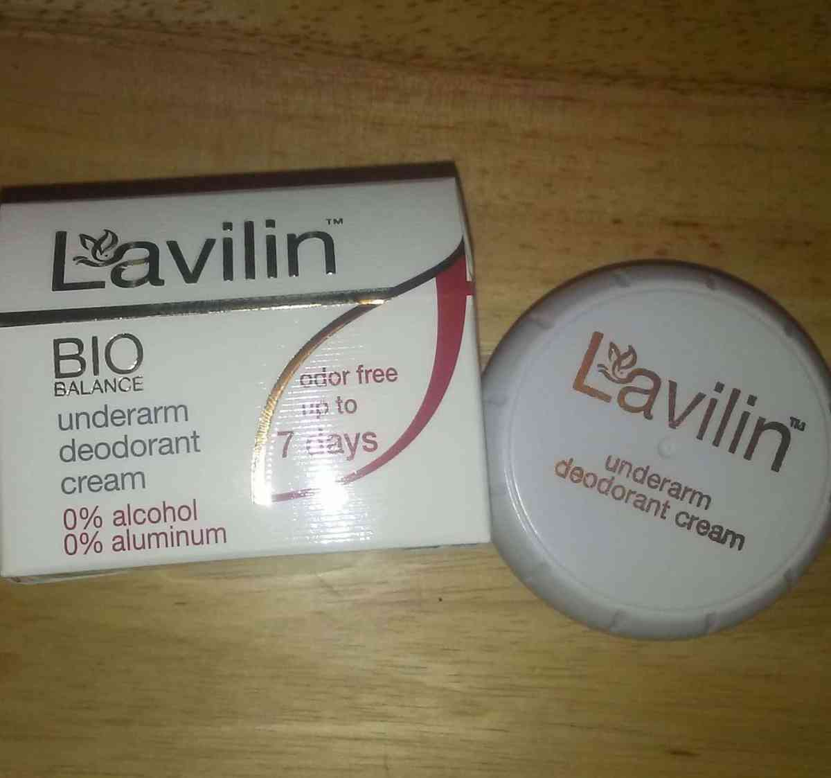 Lavilin Underarm Deodorant Cream Review