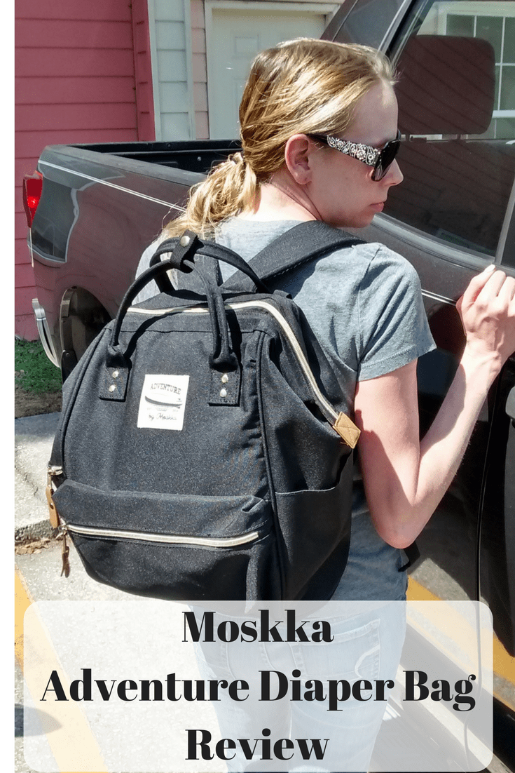 best diaper bag on the go adventure diaper bag by moskka. Black Bedroom Furniture Sets. Home Design Ideas