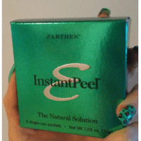10 Minute Face Peel with Earthen InstantPeel Exfoliant
