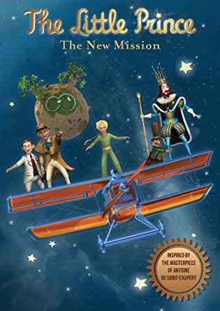 The Little Prince: The New Mission DVD Review & Giveaway