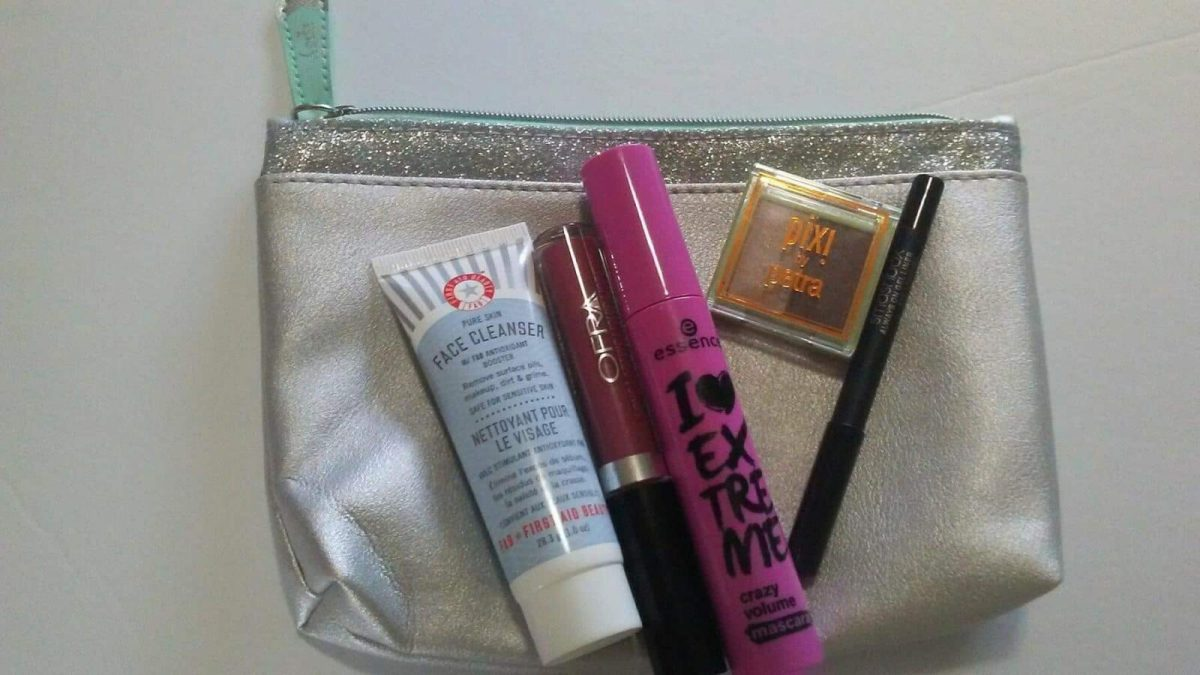 December Ipsy Glam Bag Review