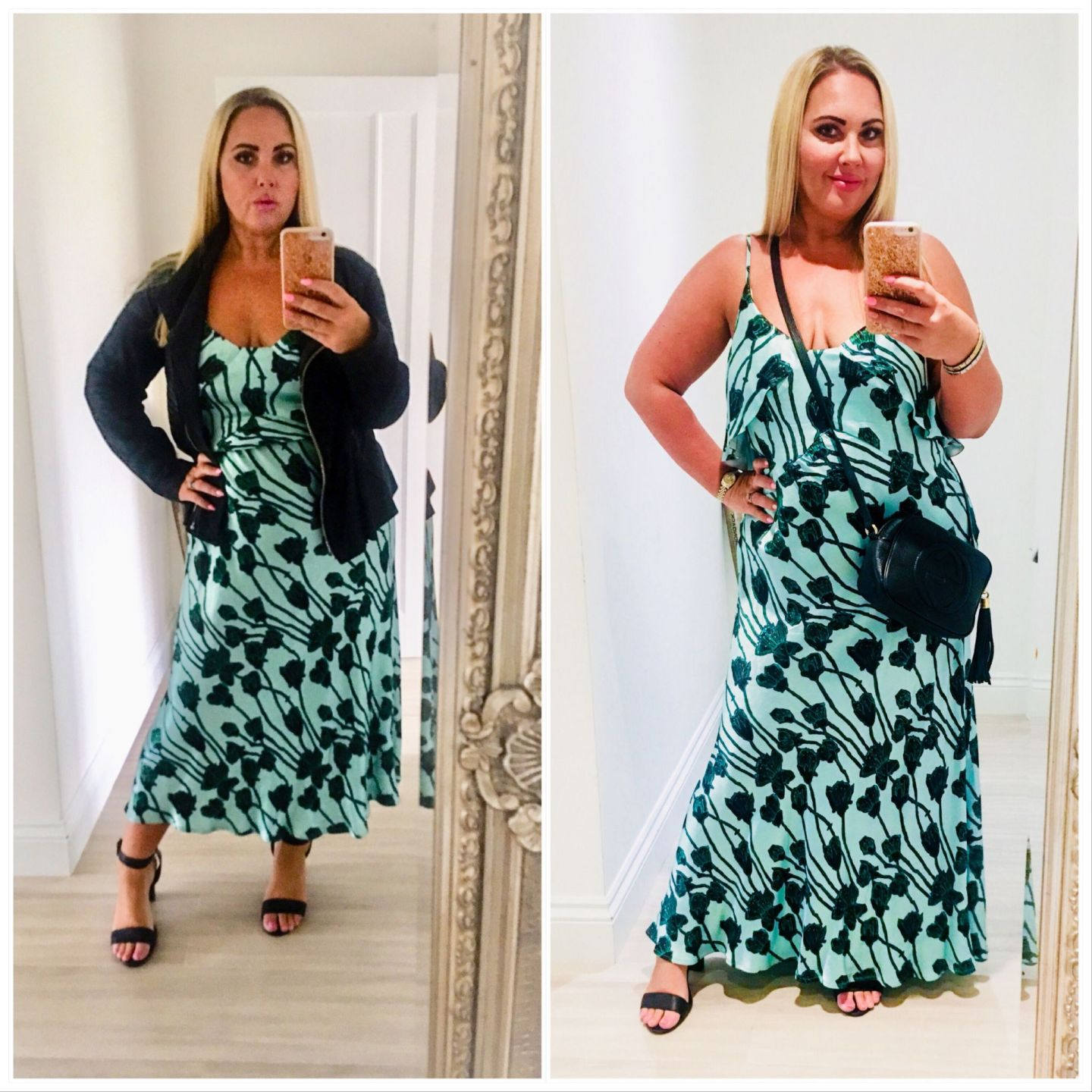My Look for The Weekend outfits from high street brands