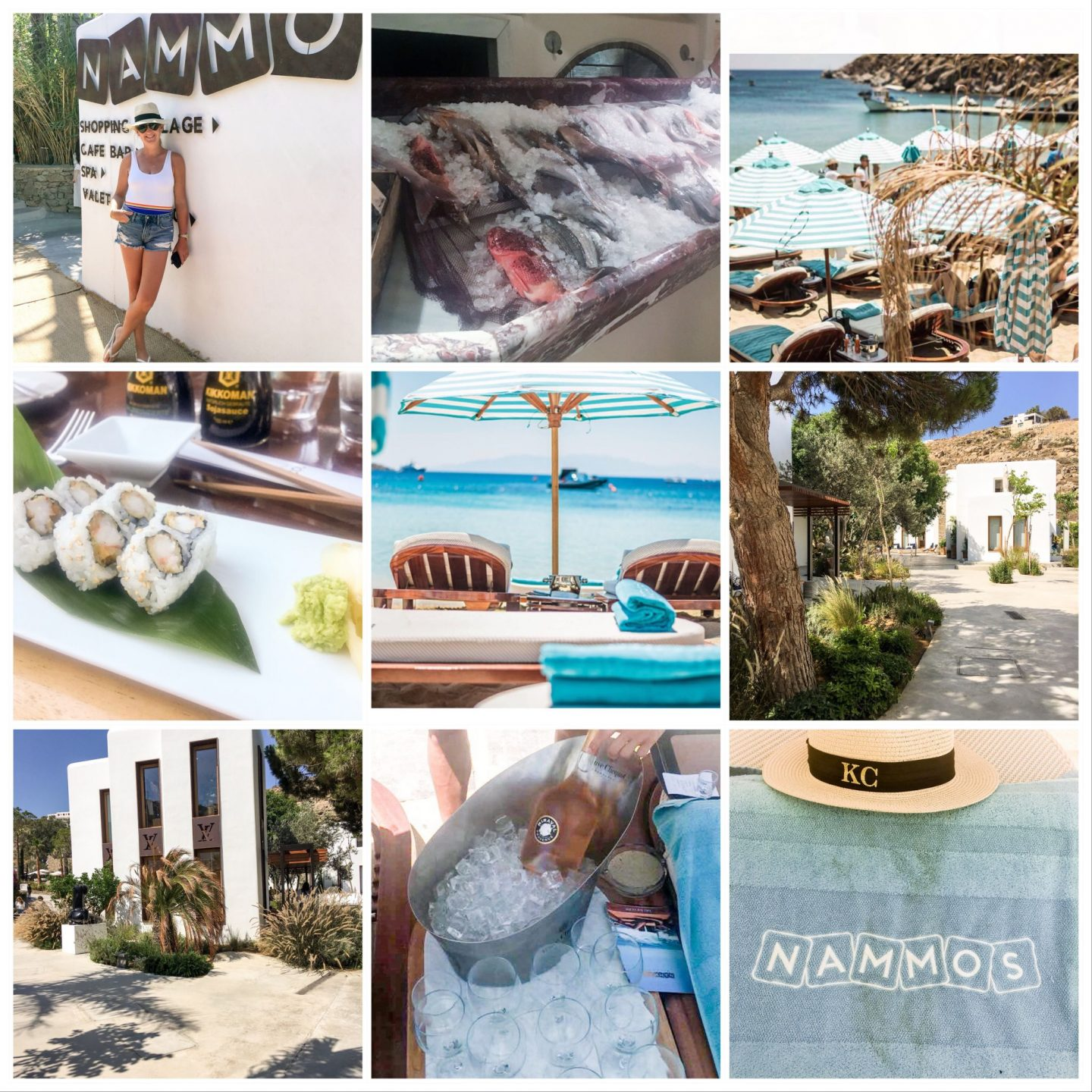 NAMMOS VILLAGE Beach Clubs in Mykonos